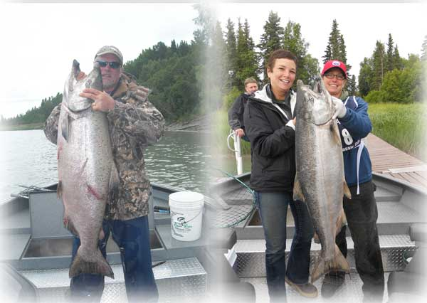 Kenai River Late King Anglers